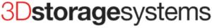 3d storage logo